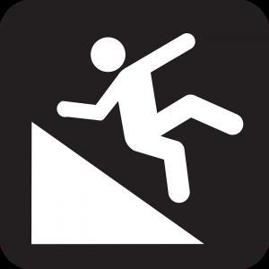 Fallen - falling down